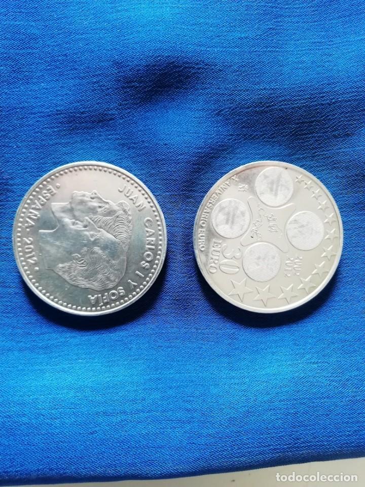 Monedas de España: Monedas 30€ España Plata - Foto 4 - 160308358