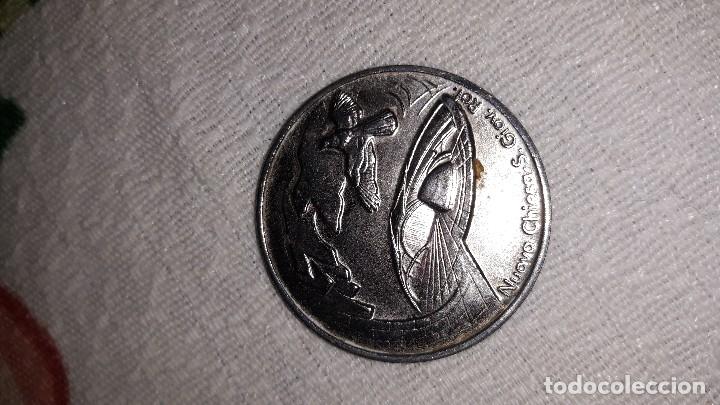 Monedas de España: Moneda del padre Pio única en tc - Foto 2 - 160463902