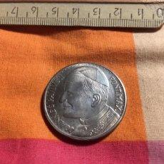 Coins of Spain - Moneda plata viaje a España Juan Pablo II - 161290817