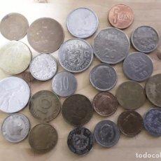 Monedas de España: LOTE DE MONEDAS EXTRANJERAS, VER FOTOS . Lote 161711710