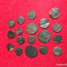 Monedas de España: LOTE DE 18 MONEDAS MODERNAS A CLASIFICAR . Lote 162474754