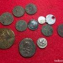Monedas de España: LOTE DE MONEDAS Y FICHAS . Lote 163317882