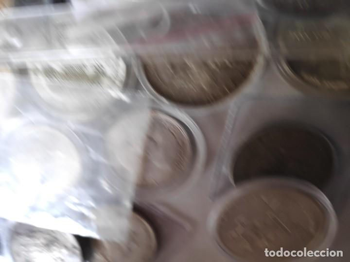 Monedas de España: CARTERA COMPLETA ANUAL 1981 ESPAÑA SERIE NUMISMATICA MUNDIAL 82 ( AÑO 1980 ESTRELLAS *81*) - Foto 2 - 184144426