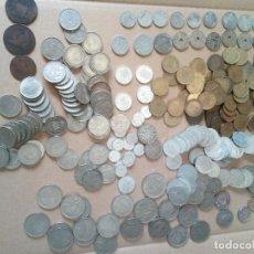 Monedas de España: LOTE DE 259 MONEDAS ESPAÑA FRANCO - JUAN CARLOS I VER FOTOS . Lote 167005712