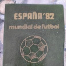 Moedas de Espanha: CARTERA COMPLETA ANUAL DE ESPAÑA SERIE NUMISMATICA MUNDIAL 82' AÑO 1980 ESTRELLAS *80*. Lote 204403631
