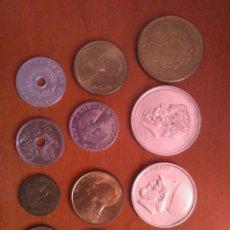Monedas de España: LOTE 12 MONEDAS DE GRECIA DE DISTINTOS AÑOS. Lote 169752560
