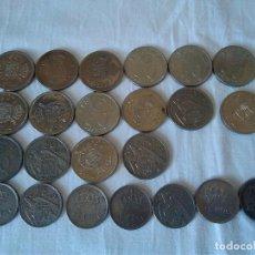Monedas de España: 16-LOTE MONEDA ESPAÑOLA, VER FOTOS. Lote 170513148