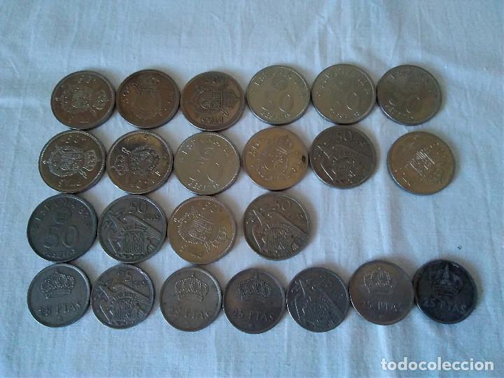 Monedas de España: 16-LOTE MONEDA ESPAÑOLA, ver fotos - Foto 2 - 170513148