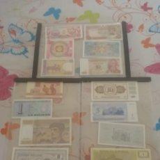 Monedas de España: PLANETA AGOSTINI BILLETES SIN HABER CIRCULADO . Lote 173799063