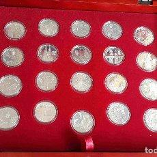 Monedas de España: LAS COMUNIDADES AUTÓNOMAS-PRIMERA EMISION CONMEMORATIVA DEL 25 ADNIVERSARIO DE LA CONSTITUCION .. Lote 174223588