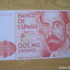Monedas de España: BILLETES REPRODUCCION DE PESETAS. Lote 205818785