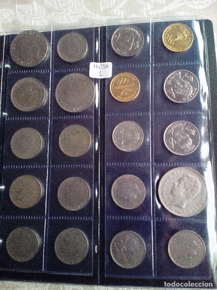 Monedas de España: Álbum de 302 monedas históricas - Foto 3 - 180841142