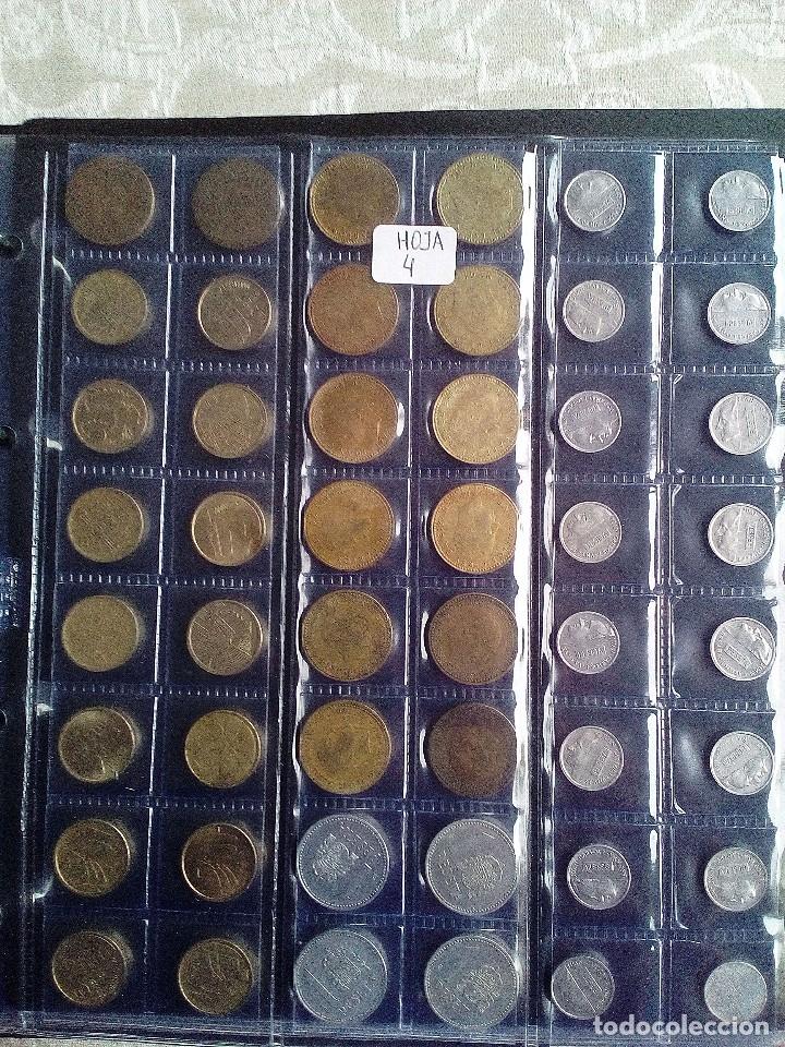 Monedas de España: Álbum de 302 monedas históricas - Foto 6 - 180841142