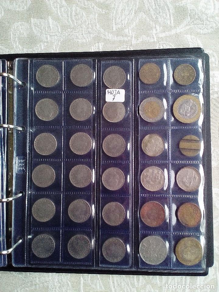 Monedas de España: Álbum de 302 monedas históricas - Foto 9 - 180841142