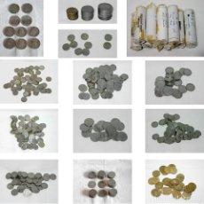 Monedas de España: LOTE 1006 MONEDAS DE 1-5-25 Y 50 PESETAS- -1953-1957-1966-1975-1980-1983-*58-59-65-76-77-78-79-80-81. Lote 182144833