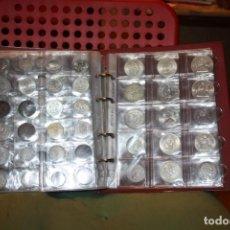 Monedas de España: COLECCIÓN 335 MONEDAS EXTRANJERAS. MUCHAS DE PLATA. MUCHOS AÑOS Y CONSERVACIONES INTERESANTES. Lote 183696935