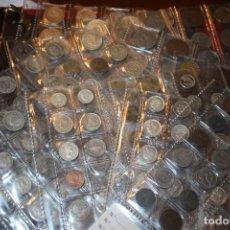 Monedas de España: COLECCIÓN 333 MONEDAS EXTRANJERAS. MUCHAS DE PLATA. ALGUNOS AÑOS Y CONSERVACIONES MUY INTERESANTES. Lote 183697930