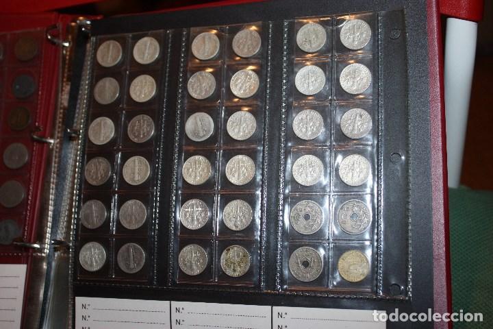 Monedas de España: COLECCIÓN 333 MONEDAS EXTRANJERAS. MUCHAS DE PLATA. ALGUNOS AÑOS Y CONSERVACIONES MUY INTERESANTES - Foto 9 - 183697930