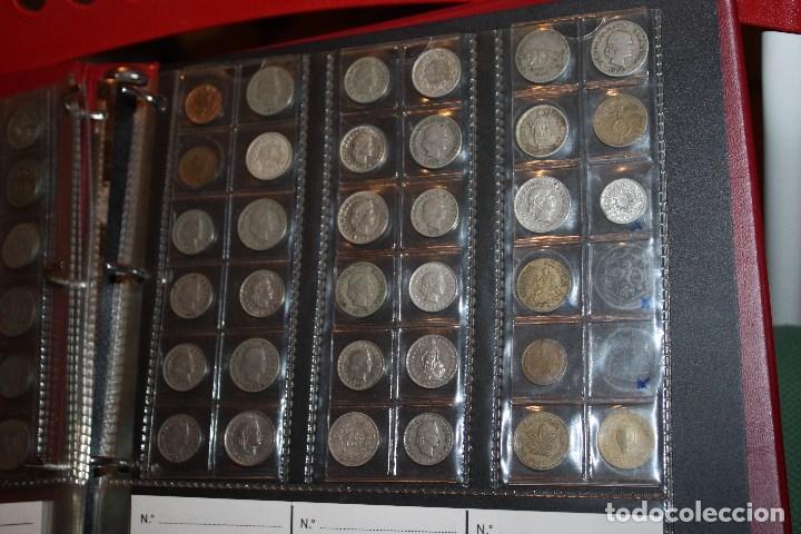 Monedas de España: COLECCIÓN 333 MONEDAS EXTRANJERAS. MUCHAS DE PLATA. ALGUNOS AÑOS Y CONSERVACIONES MUY INTERESANTES - Foto 17 - 183697930