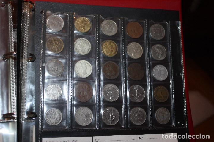 Monedas de España: COLECCIÓN 333 MONEDAS EXTRANJERAS. MUCHAS DE PLATA. ALGUNOS AÑOS Y CONSERVACIONES MUY INTERESANTES - Foto 28 - 183697930