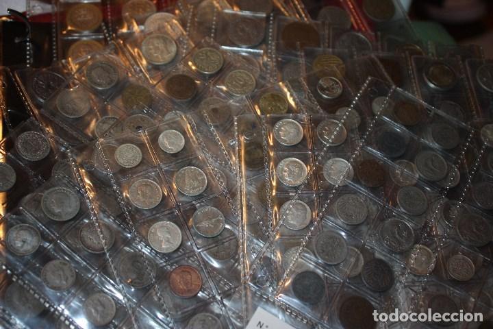 Monedas de España: COLECCIÓN 333 MONEDAS EXTRANJERAS. MUCHAS DE PLATA. ALGUNOS AÑOS Y CONSERVACIONES MUY INTERESANTES - Foto 49 - 183697930
