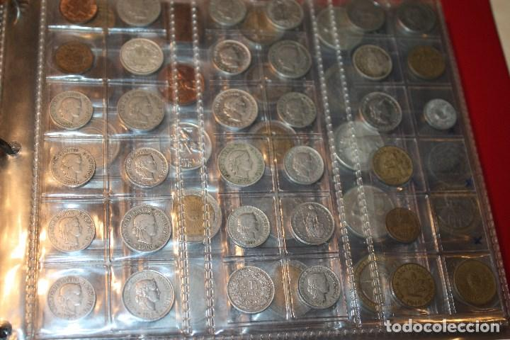 Monedas de España: COLECCIÓN 333 MONEDAS EXTRANJERAS. MUCHAS DE PLATA. ALGUNOS AÑOS Y CONSERVACIONES MUY INTERESANTES - Foto 54 - 183697930