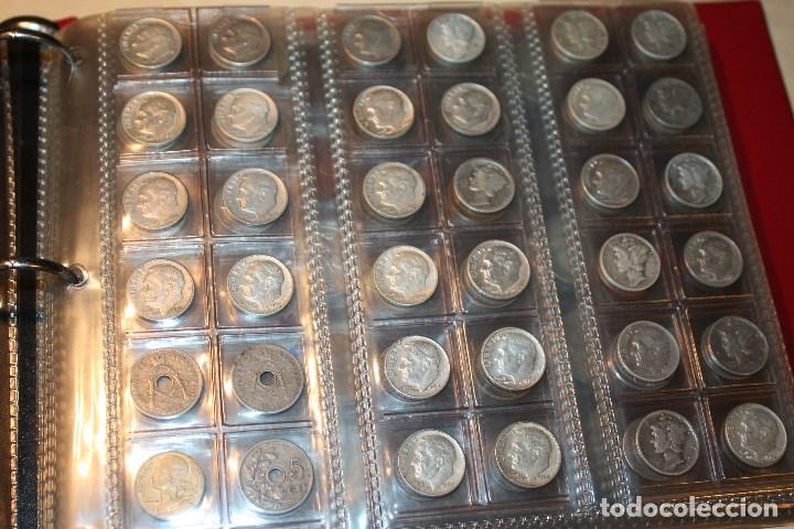 Monedas de España: COLECCIÓN 333 MONEDAS EXTRANJERAS. MUCHAS DE PLATA. ALGUNOS AÑOS Y CONSERVACIONES MUY INTERESANTES - Foto 55 - 183697930