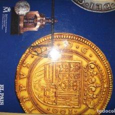 Monedas de España: TAPAS DEL ALBUM DE MONEDAS VALIDO COMO CLASIFICADOR. Lote 184758697