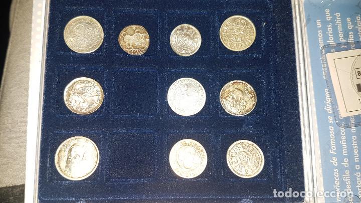 Monedas de España: COLECCIÓN MONEDAS VALENCIA MEDIEVAL LAS PROVINCIAS - Foto 3 - 192832385