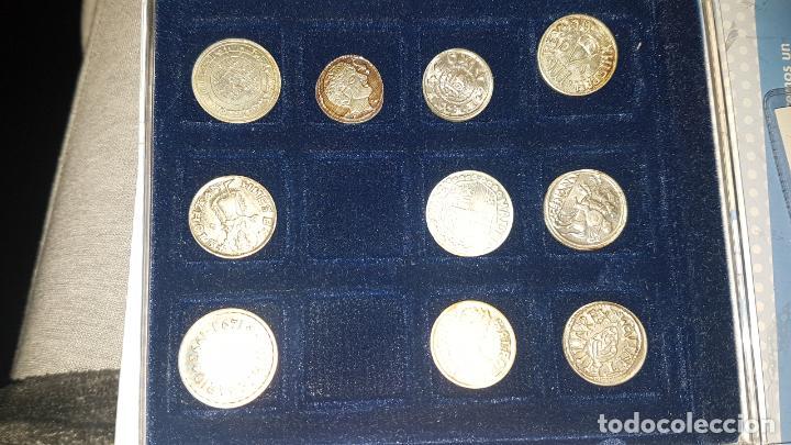 Monedas de España: COLECCIÓN MONEDAS VALENCIA MEDIEVAL LAS PROVINCIAS - Foto 7 - 192832385