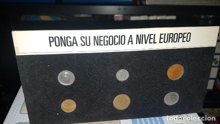 Monedas de España: MUESTRARIO MONEDAS EUROPEAS - Foto 3 - 192835722