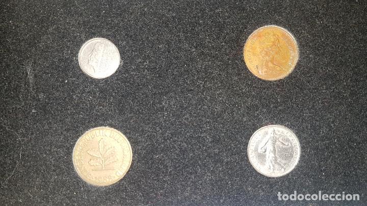 Monedas de España: MUESTRARIO MONEDAS EUROPEAS - Foto 6 - 192835722