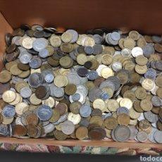 Monedas de España: MÁS DE 300 MONEDAS DE LOS AÑOS 70. VEAN FOTOS.. Lote 194528330