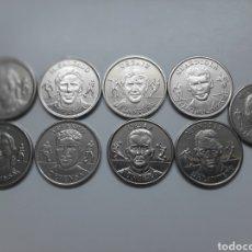 Monedas de España: LA COLECCION OFICIAL DE MEDALLAS DE LA SELECCION. Lote 194882108