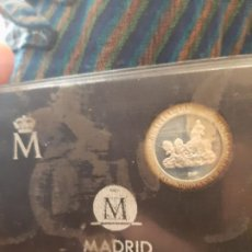 Monedas de España: MONEDA DE 200 PTAS PLATA MADRID CAPITAL EUROPEA CULTURA 1992. Lote 194939467