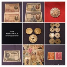Monedas de España: LOTE NUMISMÁTICA CETARIACOLECCION. LEER DESCRIPCIÓN,VER FOTOS. Lote 194978241