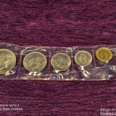 Monedas de España: SERIE COMPLETA DE LAS MONEDAS DEL MUNDIAL DEL 82, SC, ESTRELLA 80, VER. Lote 196319643