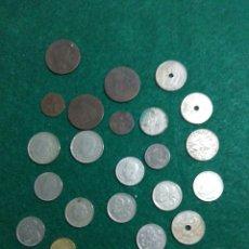 Monedas de España: LOTE MONEDAS ESPAÑOLAS REPUBLICA ,FRANCO ,JUAN CARLOS I .. Lote 197209770