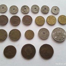 Monnaies d'Espagne: LOTE MONEDAS ESPAÑA . Lote 197700423