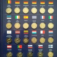 Monedas de España: COLECCIÓN 23 MONEDAS 2 EUROS 30 AÑOS BANDERA. Lote 198164023