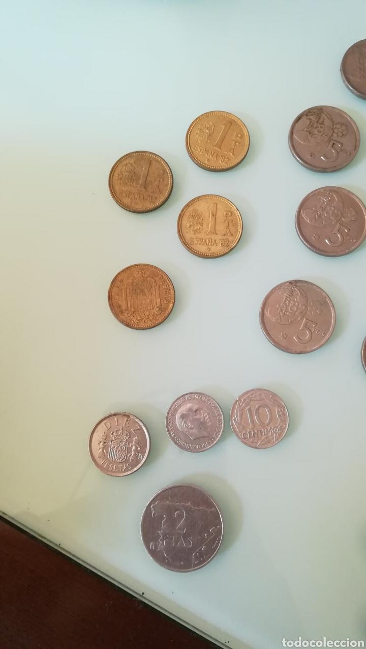 Monedas de España: 190 gramos de pesetas y céntimos - Foto 4 - 200166520