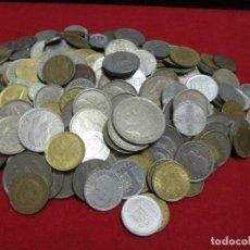 Monedas de España: 1 KILOGRAMO DE MONEDAS RESTO, JUAN CARLOS I Y ESTADO ESPAÑOL. Lote 203067000