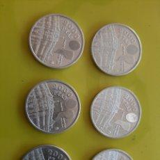 Monedas de España: 1994 2000 PESETAS PLATA ESPAÑA ASAMBLEA FMI JUAN CARLOS I. Lote 203320051