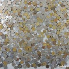 Monedas de España: COLECCIÓN LOTE DE MONEDAS ANTIGUAS DE ESPAÑA Y EL MUNDO. Lote 204079855