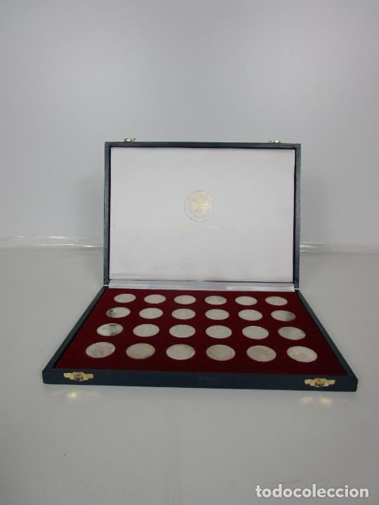Monedas de España: Estuche - Monedas Conmemorativas Munich 1972 - Deutshland Olimpic Series - 10 Mark - en Plata de Ley - Foto 4 - 204112862