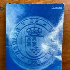 Monedas de España: COLECCION DE 44 MONEDASDE PLATA 800 'MUNICIPIOS DE LA REGIÓN DE MURCIA' LA VERDAD. Lote 204182348