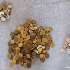Monedas de España: 2.112 GRAMOS DE MONEDAS DE FRANCO Y JUAN CARLOS. Lote 204437967