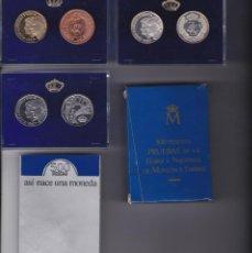 Monedas de España: ESTUCHE PRUEBAS DE F.N.M.T. DE 500 PESETAS - ASI NACE UNA MONEDA (PLATA). Lote 205702241