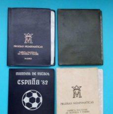 Monedas de España: COLECCION DE 3 CARTERAS PRUEBAS NUMISMATICAS Y 1 SERIE NUMISMATICA, 1976, 1977, 1979 Y 1980. Lote 205723067