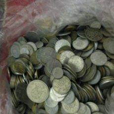 Monedas de España: 1900 GRAMOS DE MONEDAS ESTADO ESPAÑO Y JUANCARLOS I. Lote 211671988